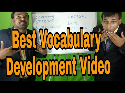 Best Vocabulary Development Video || Top Word Power Session || English Words