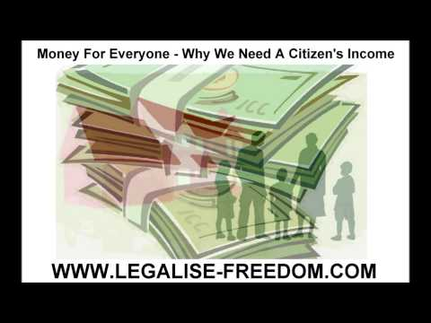 Dr Malcolm Torry - Why We Need A Citizen's Income