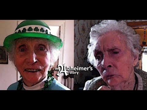 alzheimer disease didn't do this. dementia jail and drugs did