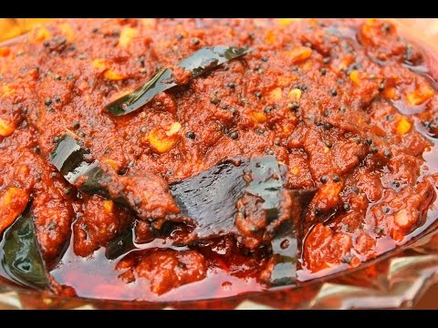 How To Make Tomato Pickle