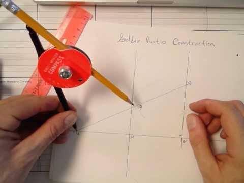 Golden Ratio Construction