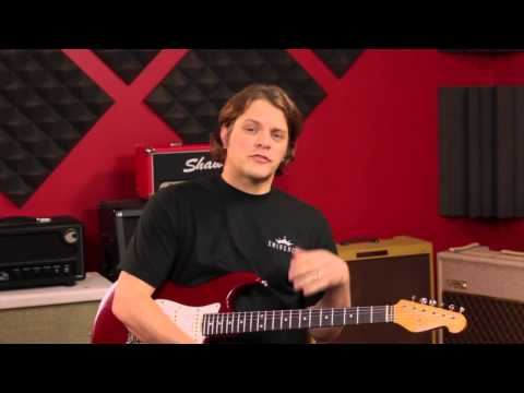 How to Set Up a Good Blues Guitar Tone