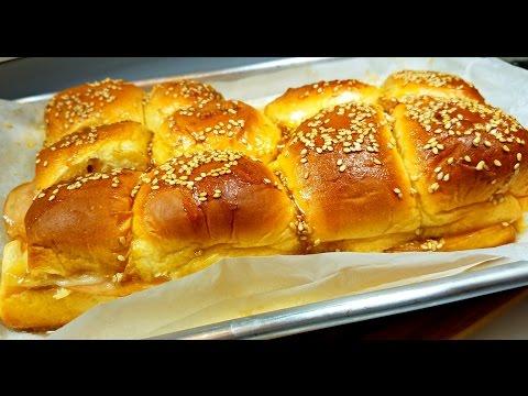 Baked Turkey and Swiss Hawaiian Roll Sliders