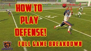 madden 19 how to play defense Videos - 9tube tv