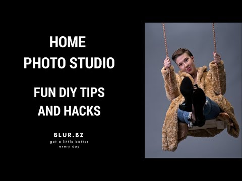 Home & Pro Photography Studio Tips and Hacks