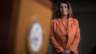 Why Nancy Pelosi is giving a marathon speech