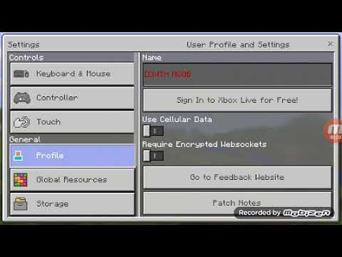 How to change the color of your name in MCPE