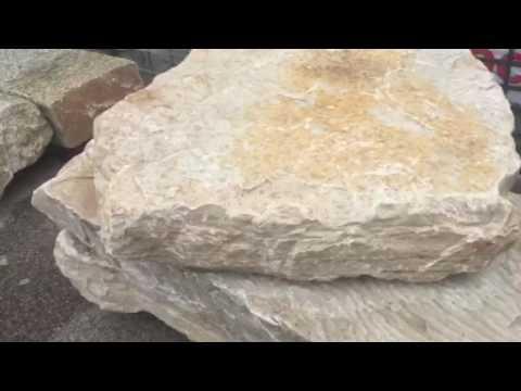 Plymouth Quarries LLC- Landscape Rustic Steps