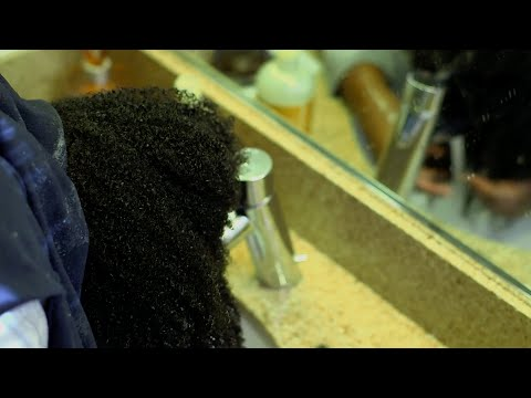 Wash Day - A Short Film | Ahsante the Artist