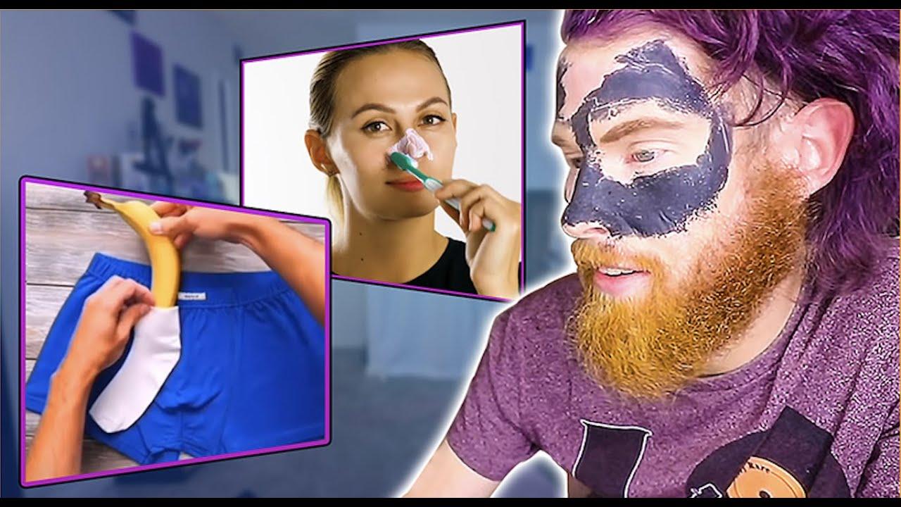 Insane Beauty Life Hacks