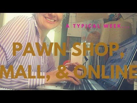 ebay & amazon | Pawn Shops, The Mall, Online Arbitrage, Retail Arbitrage | My Week