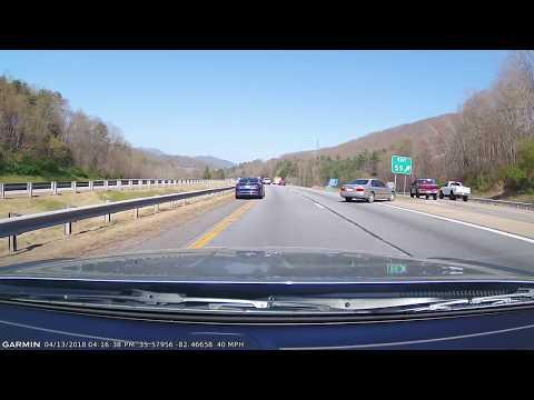 Worlds worse driver! Asheville NC
