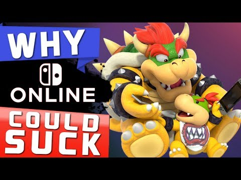 WHY Nintendo Switch Online could SUCK! - Nicobbq