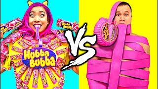Download WOW! Hubba Bubba Cool Hacks & Funny Pranks (CC Available) Video