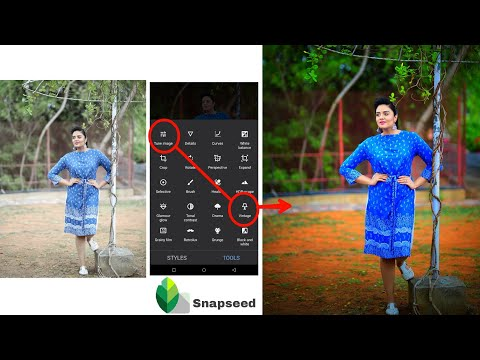 Snapseed Amazing Editing Tricks |🔥 Best Color Effect | Best 2 New Tricks
