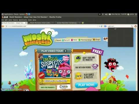 Moshi Monsters Tricks & Hints
