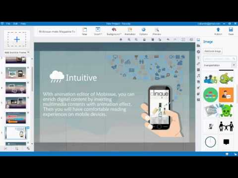 Present Your Ideas in a Creative Way with Presentation Maker Focusky