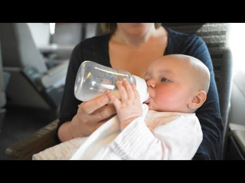 How to Get Baby to Stop Crying on Plane   Baby Travel