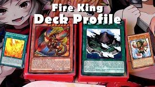 Deck Fire King 2017
