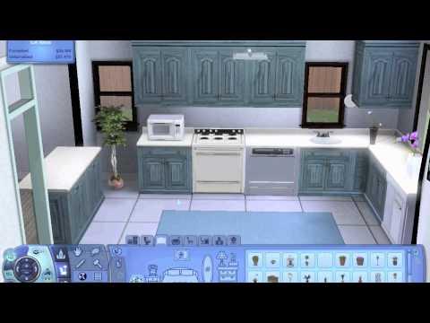 Modern Beach House - Sims 3