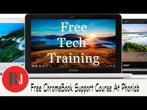 Free Chromebook Support Course Learn Tips Tricks & Hacks