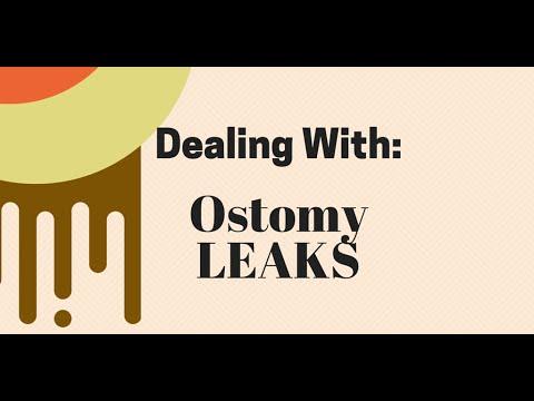 Ostomy Care: Preventing Leaks