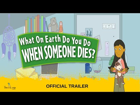 Trevor Romain's What On Earth Do You Do When Someone Dies Trailer