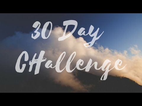 The 30 Day Challenge That Will Change Your Life!