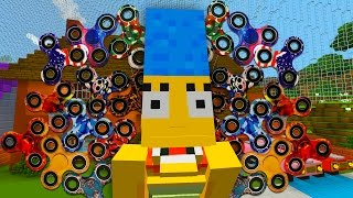 Marge Bans Fidget Spinners   The Simpsons   Minecraft Xbox [66]