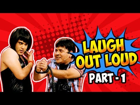 Laugh Out Loud   Part 01   Krushna And Sudesh   Best Of Indian Comedy   Stand Up Act