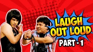 Laugh Out Loud | Part 01 | Krushna and Sudesh - Best of Indian Comedy | Stand Up Act