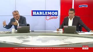 Hablemos Claro Con NicolÁs LÚcar Y Manuel Rosas | Programa Completo - 08/05/2019