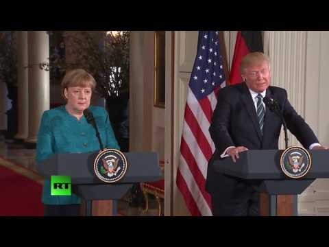 Trump to Merkel on being wiretapped by Obama:
