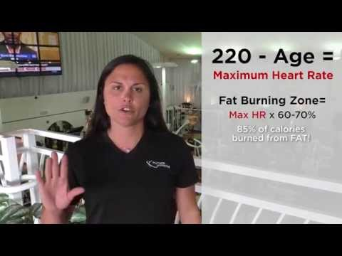TRAINER TIP | Calculating your Fat Burning Zone