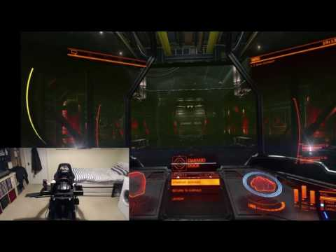 Elite Dangerous HTC Vive Beta 2.2 New Settings: GOT UPDATED VIDEO CHECK LINK