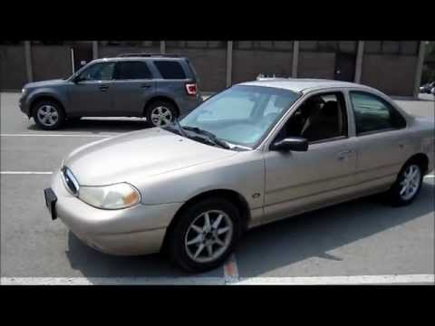 1998 Ford Contour Vehicle Tour