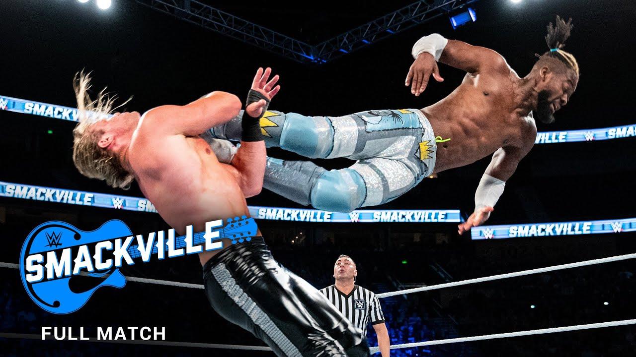 FULL MATCH: Kofi Kingston vs. Samoa Joe vs. Dolph Ziggler - WWE Title Match: Smackville 2019
