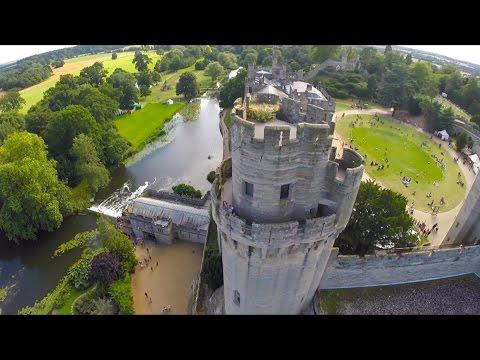 AirView Media Warwick Castle HD