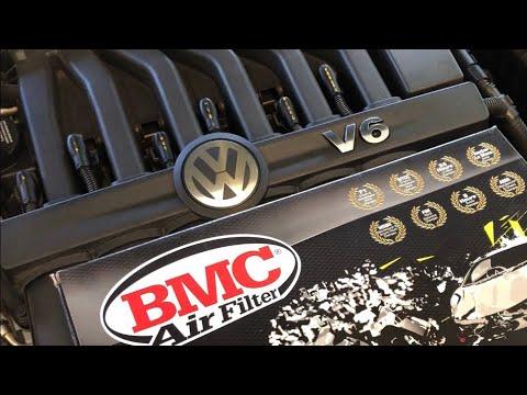BMC Air Filter Induction Sound R36 Passat