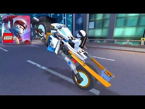 LEGO NINJAGO: Ride Ninja - Gameplay Trailer (iOS, Android)