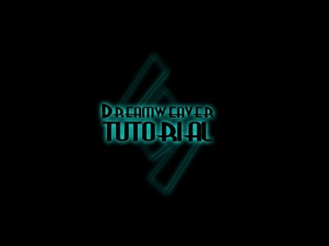 Dreamweaver Tutorial - How to make a favicon