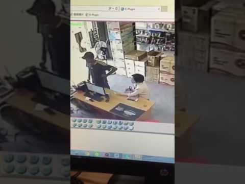 OMG!!! SNATCH THIEF!!!