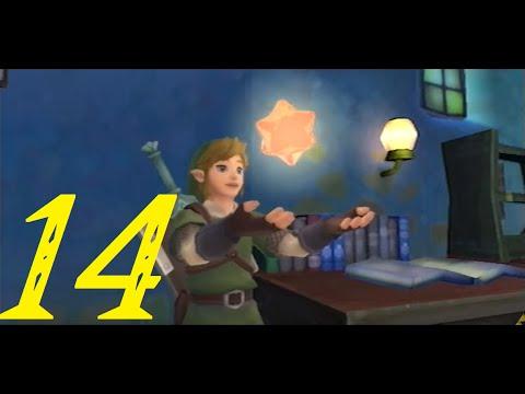 (014) Zelda: Skyward Sword 100% Walkthrough - Be Grateful!