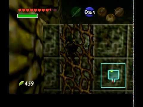 Legend of Zelda:Ocarina of Time part 14:Scarecrow Song