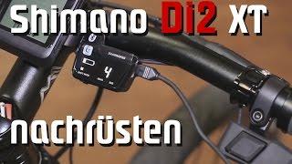 E Bike Tuning: Shimano Steps E8000 Di2 öffnen / Abdeckung