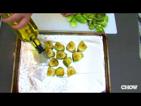 How to Roast Baby Artichokes - CHOW Tip