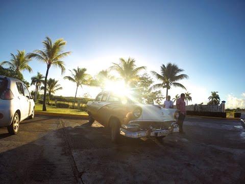Cuba  November holiday 2014 HD GoPro, Santiago de Cuba, Cohiba, Havana Club, Holguin, Scuba diving