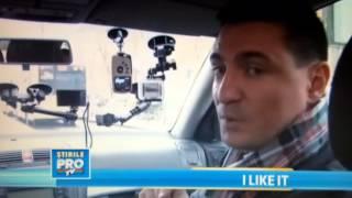 iLikeIT. Cea mai noua moda printre soferii romani: camera video de pe bord, care filmeaza traficul