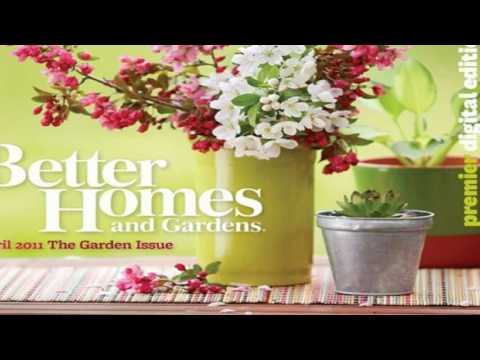 Better Homes and Gardens Magazine iPad App US Free Download App