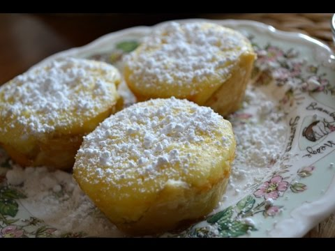 Rustic Lemon Cheese Cupcakes | A Review
